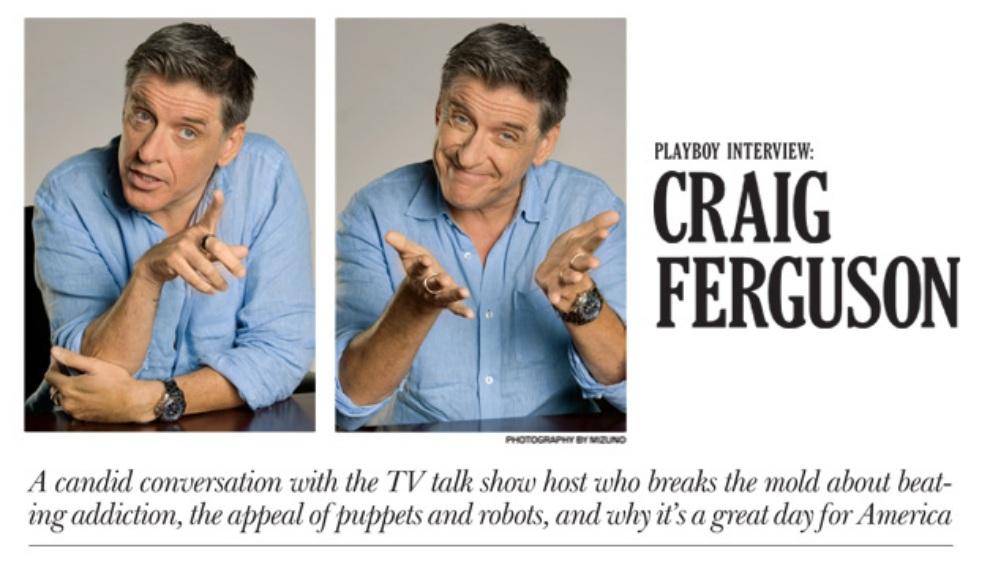 Craig Ferguson News