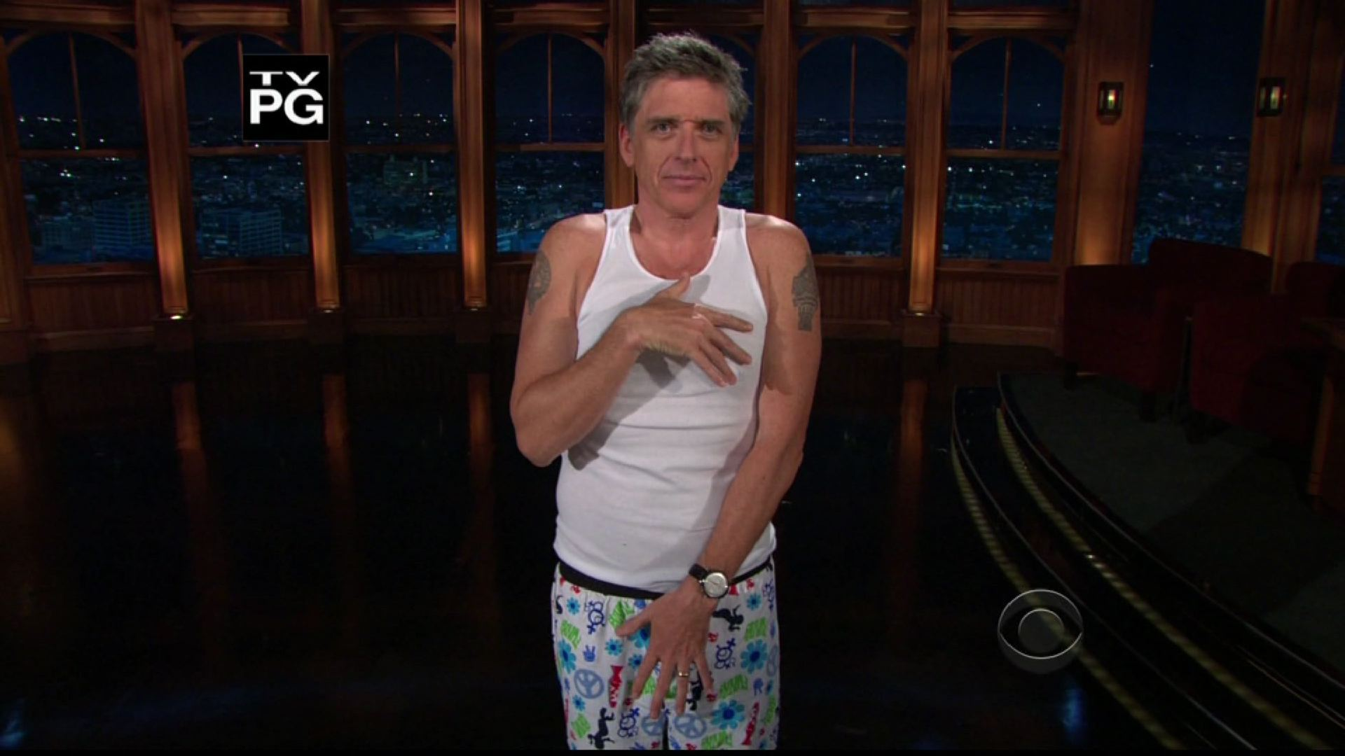 craig ferguson doctor who
