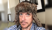 Craig in Furry Hat s